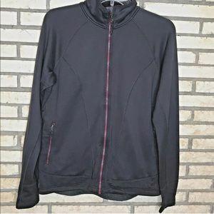 Marmot Full Zip Gray Jacket
